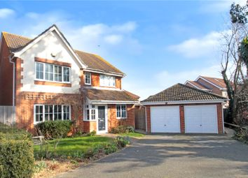 Thumbnail 5 bed detached house for sale in Kingfisher Drive, Wick, Littlehampton