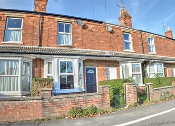 Thumbnail 2 bed terraced house for sale in Grantham Road, Sleaford