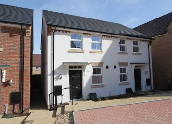 Thumbnail 2 bed semi-detached house for sale in Beaconsfield, Wick, Cowbridge