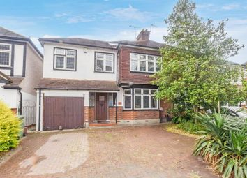 Thumbnail 4 bed semi-detached house to rent in Longlands Road, Sidcup