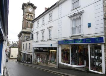 Thumbnail 2 bed flat for sale in 5 Pike Street, Liskeard, Cornwall