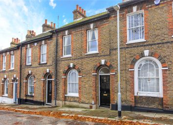 Thumbnail 3 bed terraced house for sale in Christchurch Road, Gravesend, Kent