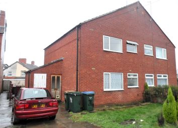 Thumbnail 1 bed semi-detached house for sale in Congleton Close, Coventry