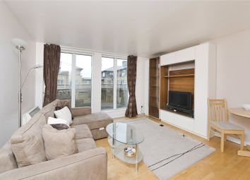 Thumbnail 1 bed flat to rent in Elm Court, Admiral Walk, London