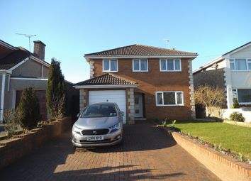 Thumbnail 4 bedroom detached house for sale in Bryn Road, Coychurch