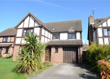 Thumbnail 4 bedroom detached house to rent in Reynolds Green, College Town, Sandhurst