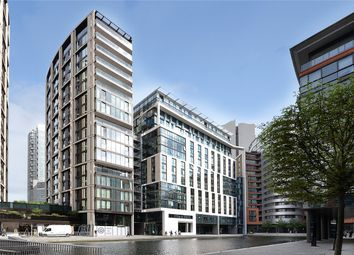 Thumbnail 3 bedroom flat to rent in 1408, Merchant Square, East Harber Road, London