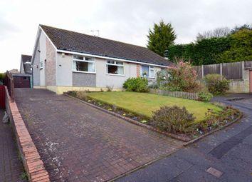 Thumbnail 2 bed semi-detached bungalow for sale in 5 Baberton Mains Bank, Baberton, Edinburgh