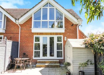 Thumbnail 1 bed end terrace house for sale in Fraser Road, Kings Worthy, Winchester