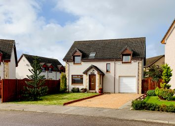 Thumbnail 4 bed detached house for sale in 4 Birnie Drive, Elgin Moray