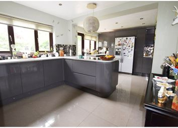 Thumbnail 4 bed detached house for sale in Firbeck Gardens, Woolstanwood, Crewe