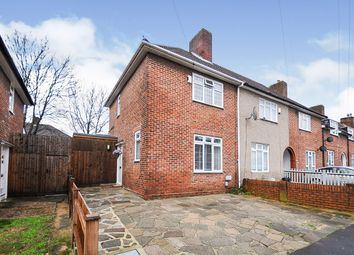 Thumbnail 2 bed end terrace house for sale in Rangefield Road, Bromley, Kent