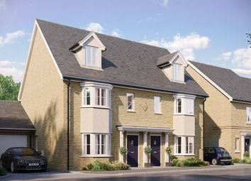 Thumbnail 3 bed semi-detached house for sale in The Northampton At Eastwood, Gardiners Park Village, Basildon