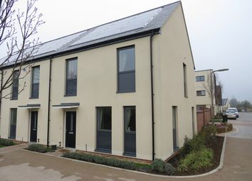 Thumbnail 3 bed end terrace house for sale in Chantenay Close, Elmsbrook, Bicester