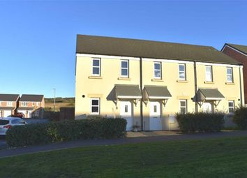 Thumbnail 2 bed end terrace house for sale in Ty Canol, Carway, Kidwelly