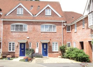 Thumbnail 3 bed town house to rent in Foundry Close, Hook