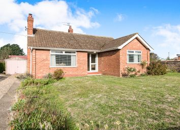 Thumbnail 2 bed detached bungalow for sale in Colindeep Lane, Sprowston, Norwich