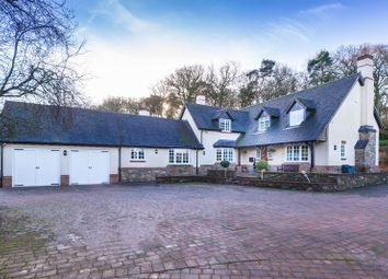 Thumbnail 4 bed detached house for sale in Bluebell Cottage, Warren Hill, Newtown Linford