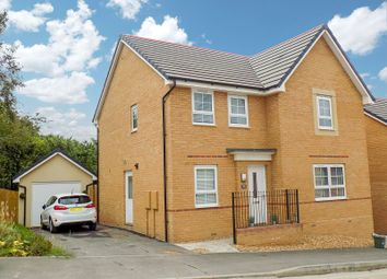 Thumbnail 4 bed detached house for sale in Niven Drive, Tonna, Neath, Neath Port Talbot.