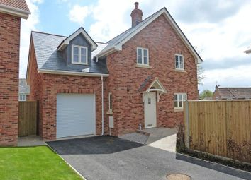 Thumbnail 4 bed detached house for sale in High Street, Netheravon, Salisbury