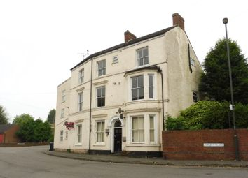 Thumbnail 1 bed flat for sale in Flat 3 Rockmay House, Market Place, Riddings, Alfreton, Derbyshire