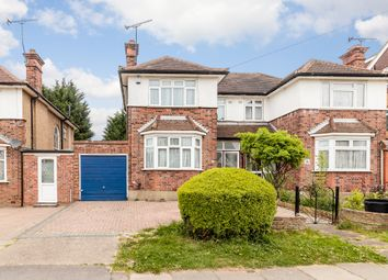 Thumbnail 3 bed semi-detached house for sale in Tolcarne Drive, Pinner