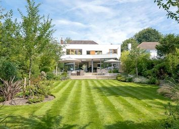 Thumbnail 4 bed detached house for sale in Burghley Avenue, New Malden, Surrey