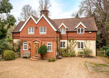 Thumbnail 5 bedroom detached house for sale in Copsem Lane, Esher, Surrey