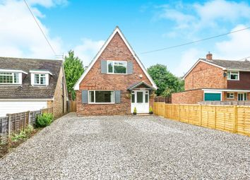 Thumbnail 3 bed detached house for sale in Blakes Lane, Tadley