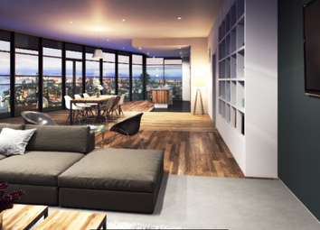 Thumbnail 3 bed flat for sale in Herculaneum Quay, Liverpool, Lancashire