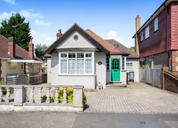 Thumbnail 2 bed detached bungalow to rent in Highfield Drive, Epsom