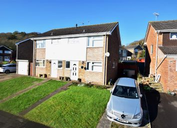 Thumbnail 3 bed semi-detached house for sale in Spring Rise, Portishead, Bristol