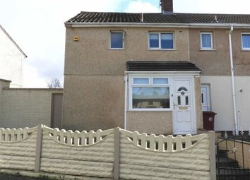 Thumbnail 2 bed end terrace house for sale in Morston Avenue, Kirkby, Liverpool