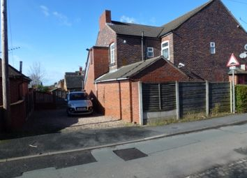 Thumbnail 1 bed flat to rent in Talke Road, Alsager, Stoke-On-Trent