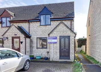 Thumbnail 2 bed end terrace house to rent in Folly Field, Bourton-On-The-Water, Cheltenham