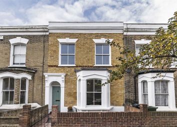 Thumbnail 3 bed terraced house for sale in Burgoyne Road, London