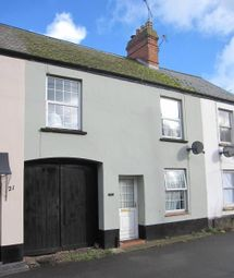 Thumbnail 2 bedroom cottage to rent in Combeland Road, Minehead