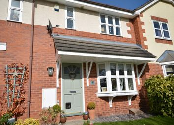 Thumbnail 3 bed property for sale in Field Lane, Wistaston, Crewe