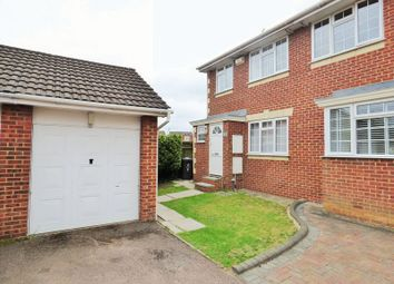 Thumbnail 3 bed semi-detached house for sale in Fosse Close, Abbeymead, Gloucester