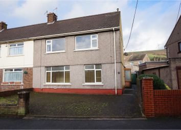 Thumbnail 4 bed semi-detached house to rent in Brynhyfryd Road, Port Talbot