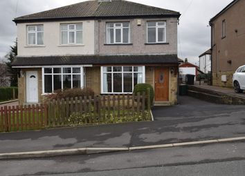 Thumbnail 3 bed semi-detached house to rent in Pasture Road, Baildon, Shipley