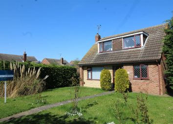 Thumbnail 3 bed detached bungalow for sale in Elter Walk, Gunthorpe, Peterborough