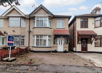 Thumbnail 3 bed semi-detached house for sale in Beresford Gardens, Chadwell Heath