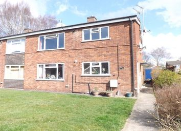 Thumbnail 2 bed maisonette to rent in Linford Crescent, Coalville