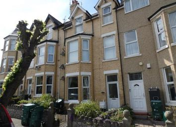 Thumbnail 2 bed flat for sale in Rhiw Bank Terrace, Colwyn Bay, Conwy, North Wales
