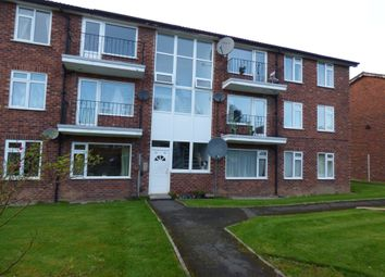 Thumbnail 2 bed flat for sale in Damery Court, Bramhall, Stockport