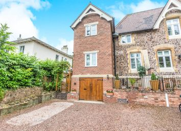 Thumbnail 4 bed town house for sale in Avenue Road, Malvern