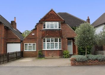 Thumbnail 4 bed detached house for sale in Basingfield Road, Thames Ditton