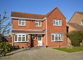 Thumbnail 5 bed detached house to rent in The Pastures, Narborough, Leicester