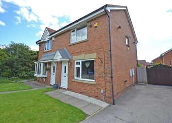 Thumbnail 3 bed semi-detached house for sale in Holly Approach, Ossett
